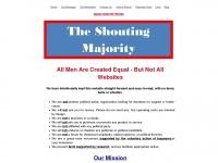 Theshoutingmajority.org