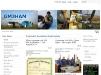 Welcome to the Lothians Radio Society