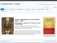 Ouspenskytoday.org