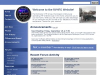 Rochester VHF Group - Homepage