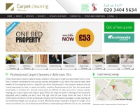 carpetcleaning-mitcham.co.uk Thumbnail