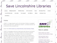 Savelincslibraries.org.uk