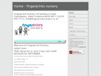 fingerprintsnursery.co.uk