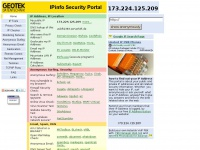 Find out your IP Address - IP Security Portal