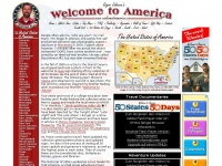 Roger Johnson's Welcome to America