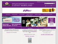 Ezpassmd.com - E-ZPass® Maryland