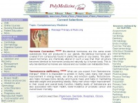 PolyMedicine.com - Your professional guide through the Medical Internet