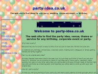 Party-idea.co.uk