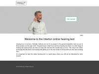 intertonhearingtest.com