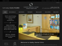 Oadbydentalclinic.co.uk