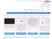 tinytoesballet.co.uk
