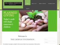 catholicfoundation.info Thumbnail