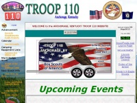 anchoragetroop110.org Thumbnail