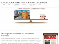 affordablewebsitesforsmallbusiness.com