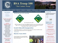 BSA Troop 100 | The Century Troop