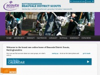 Beauvale District Scouts | Nottinghamshire