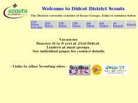 didcotscouts.co.uk
