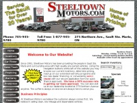steeltownmotors.com