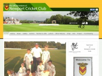 Newportcricketclub.co.uk