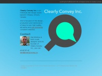 clearlyconvey.ca