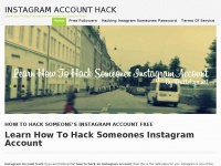 how to hack instagram accounts for free no download