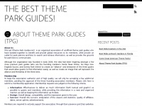 Themeparkguides.net