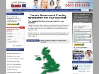 Ukgovernmentgrants.org