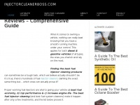 injectorcleanerboss.com