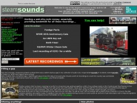 Steamsounds - UK Steam Train Sound Recordings
