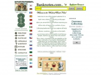 Banknotes, Foreign Currency from Around the World for Sale, Paper Money, Bank Note Gallery, Bank-Notes, Coins & Currency, Currency Collector, Pictures of Money, Photos of Bank Notes, Currency Images, Currencies of the World, Banknotes.com