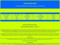 Quiz-questions.net
