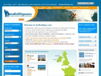 Surfholidays.com - Surfing holidays, Lessons & Accommodation