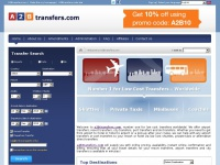 A2btransfers.com - Airport transfers | Holiday transfers | Taxi Transfers | Holiday taxis | Airport taxis