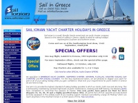 Greek Island Sailing holidays. Yacht Charter Greece holidays. Bareboat Yacht Charter Greece