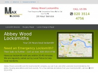 Abbey-wood-locksmiths.maxlocks.co.uk