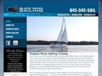 Hudson River Sailing, Hudson Valley - Black Swan Sailing