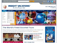 Luxury Escorted Tours 2015/2016   Insight Vacations