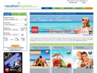 All-Inclusive Vacation Packages. Your gateway to Cancun, Jamaica, Punta Cana and the Entire Caribbean - Vacation Express