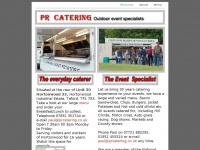 Prcatering.co.uk