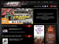 Hptpoker.com - Poker Tournaments, Poker Events, and Poker on TV, Heartland Poker Tour