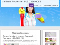 Cleanersrochesteruk.co.uk