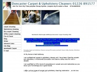 Doncastercarpetandupholsterycleaners.co.uk