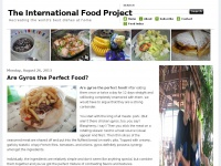internationalfoodproject.com