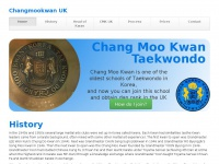 Changmookwan.co.uk