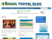 welcome to the Brazil Travel Blog