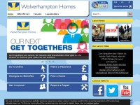 Wolverhampton Homes - Home