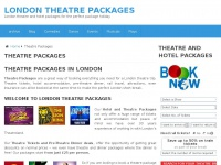 Theatrepackages.co.uk
