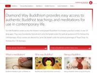 diamondway-buddhism.org Thumbnail