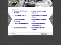 freecellphonelookups.com