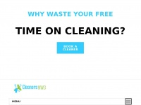 Cleanersnw3.co.uk